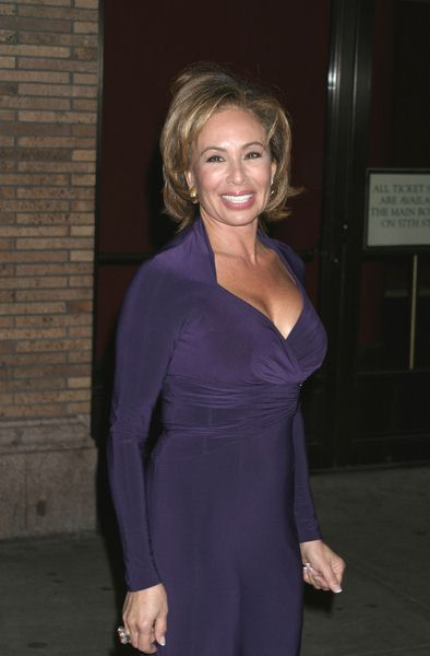 Jeanine Pirro at Glamour Magazine Honors the 2008 Women of the Year at Carnegie Hall in New York City, NY, USA