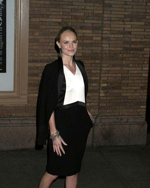 Kate Bosworth at Glamour Magazine Honors the 2008 Women of the Year at Carnegie Hall in New York City, NY, USA