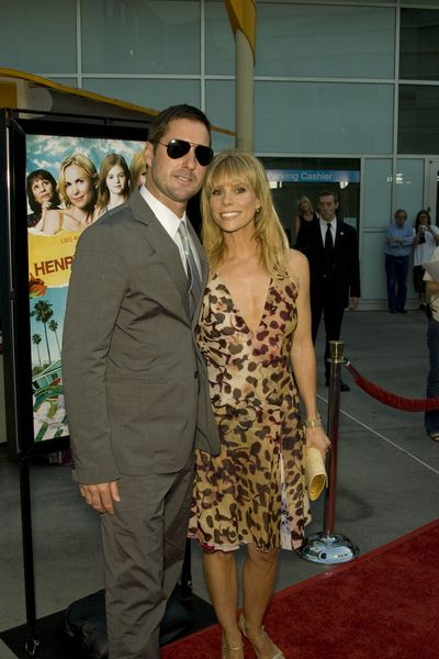 Luke Wilson and Cheryl Hines at 'Henry Poole is Here' Los Angeles Premiere - Arrivals at ArcLight Cinemas, Los Angeles, CA, USA