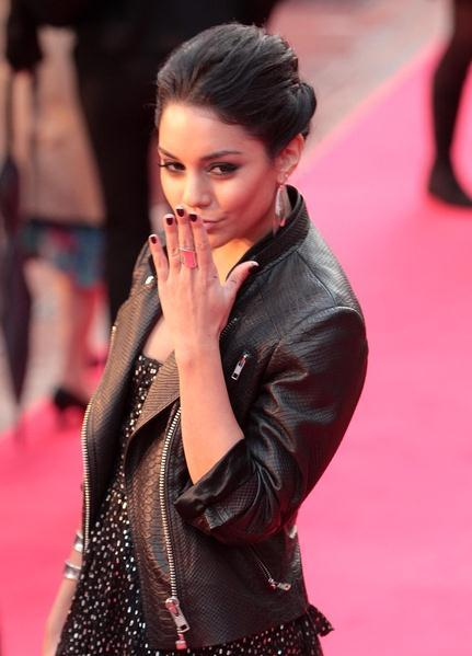 Vanessa Anne Hudgens at 'High School Musical 3: Senior Year' London Premiere at Empire Cinema Leicester Square, London, UK