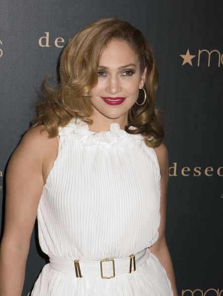 Jennifer Lopez at Jennifer Lopez Launches 'Deseo' Men's Fragrance at Macy's in New York - Macy's Herald Square, New York City, NY, USA
