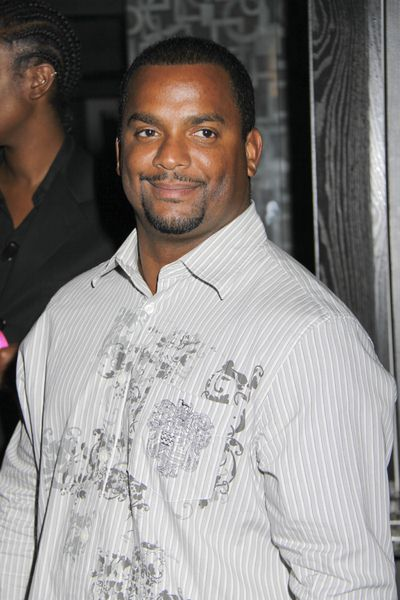 Alfonso Ribeiro at Justin Timberlake and Friends Benefit Concert - Official After Party - Prive at Planet Hollywood Hotel and Casino, Las Vegas, NV, USA