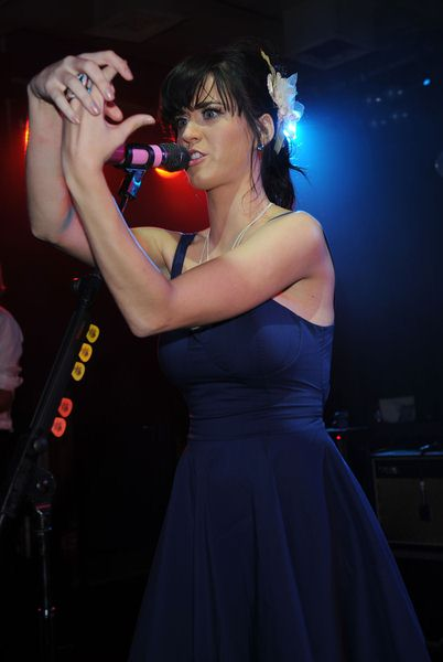 Katy Perry at Katy Perry in Concert at the Scala in London, UK