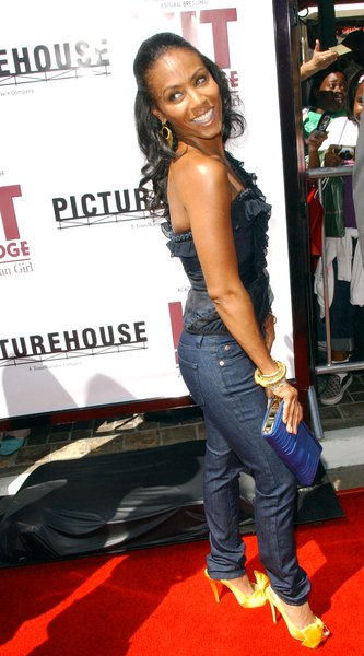 Jada Pinkett Smith at 'Kit Kittredge: An American Girl' World Premiere at The Grove, Los Angeles, CA. USA