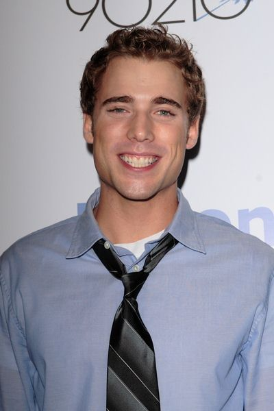 Dustin Milligan at Kitson's 90210 Collection - Arrivals at Kitson Studio, West Hollywood, CA, USA
