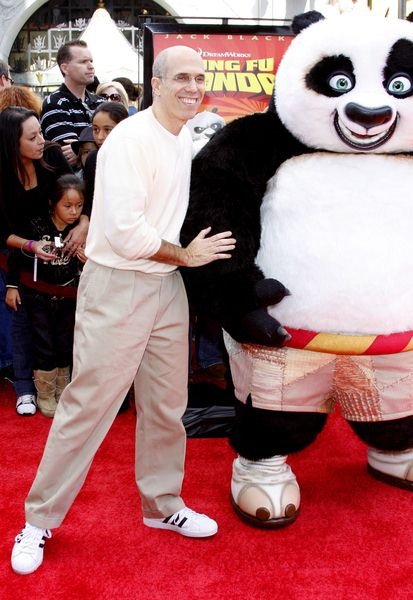 Jeffrey Katzenberg at 'Kung Fu Panda and Secrets of the Furious Five' DVD Hollywood Premiere at Grauman's Chinese Theater, Hollywood, CA, USA
