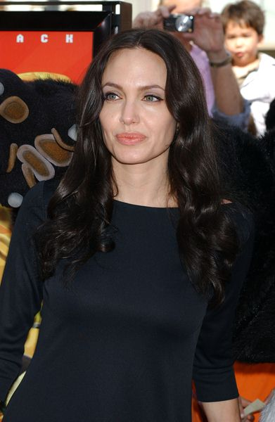 Angelina Jolie at 'Kung Fu Panda and Secrets of the Furious Five' DVD Hollywood Premiere at Grauman's Chinese Theater, Hollywood, CA, USA