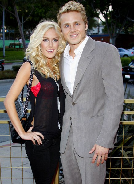 Heidi Montag, Spencer Pratt at Launch of the Scarlet HD TV Series - Arrivals at Pacific Design Center, West Hollywood, CA, USA