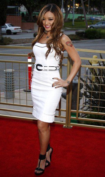 Tila Tequila at Launch of the Scarlet HD TV Series - Arrivals at Pacific Design Center, West Hollywood, CA, USA