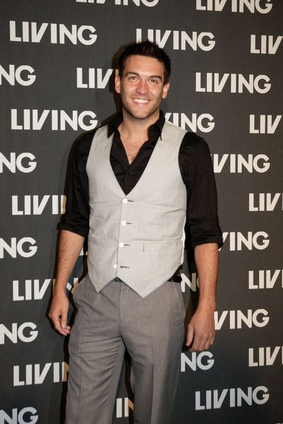 Kevin Sacre at Living Magazine's 15th Birthday Party at Covent Garden, London, UK