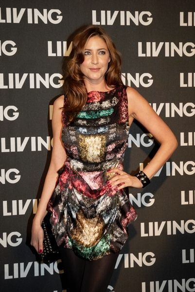 Lisa Snowden at Living Magazine's 15th Birthday Party at Covent Garden, London, UK