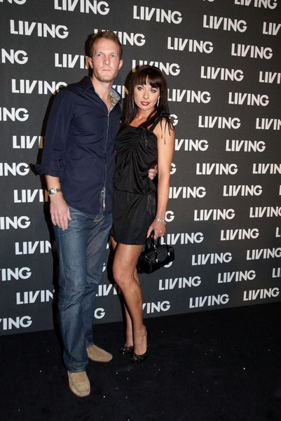 Monica Irimia at Living Magazine's 15th Birthday Party at Covent Garden, London, UK