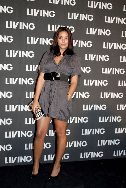 Stefanie Wilson at Living Magazine's 15th Birthday Party at Covent Garden, London, UK