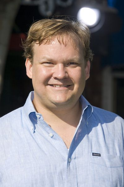 Andy Richter at 'Madagascar: Escape 2 Africa' Los Angeles Premiere at Mann Village Theatre, Westwood, CA USA