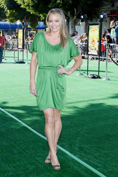 Christine Taylor at 'Madagascar: Escape 2 Africa' Los Angeles Premiere at Mann Village Theatre, Westwood, CA USA