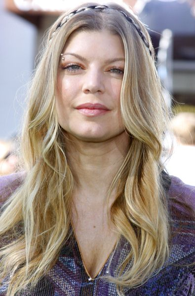 Fergie at 'Madagascar: Escape 2 Africa' Los Angeles Premiere at Mann Village Theatre, Westwood, CA USA