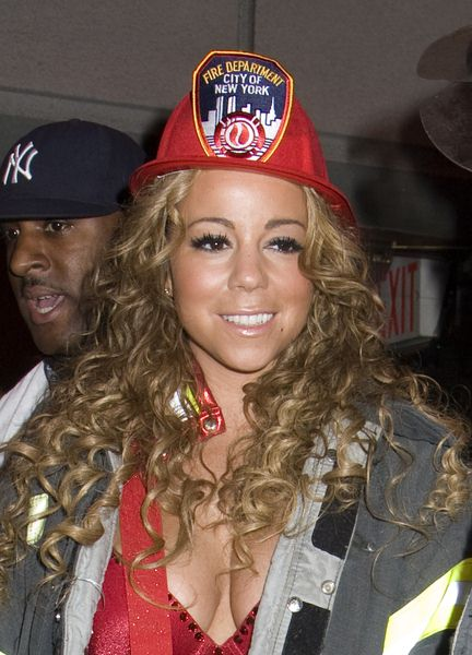 Mariah Carey at Mariah Carey Halloween Party at Marquee in New York, New York City, NY, USA