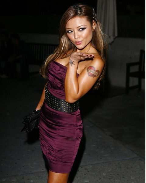 Tila Tequila at 'Maxim Celebrates the Biggest Event in Extreme Sports' X Games Party - Arrivals at The Stork, Los Angeles, CA, USA
