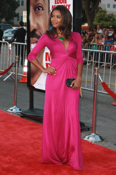 Gabrielle Union at 'Meet Dave' Los Angeles Premiere - Arrivals at Mann Village Theatre, Westwood, CA, USA