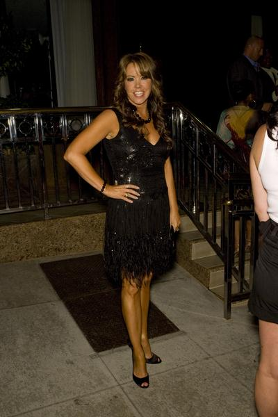Mary Murphy at Megan Good's Birthday Celebration at One Sunset, West Hollywood, CA, USA