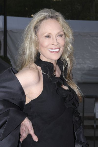 Faye Dunaway at Metropolitan Opera 125th Season Opening Night Gala at Lincoln Center Plaza, New York City, NY, USA