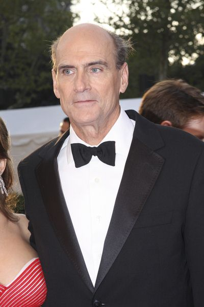 James Taylor at Metropolitan Opera 125th Season Opening Night Gala at Lincoln Center Plaza, New York City, NY, USA