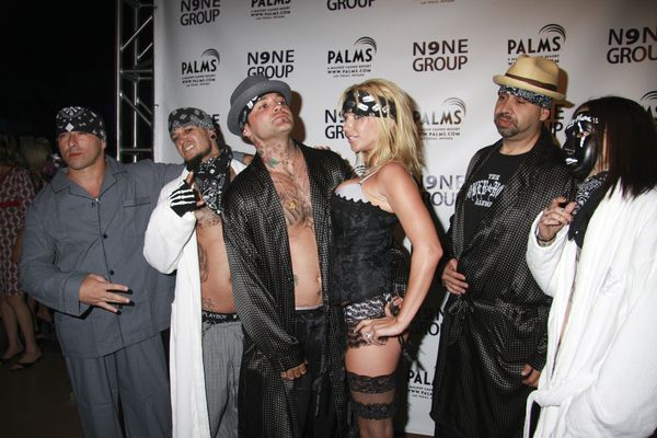 Shifty Shellshock, Playboy model at A Midsummer Night's Dream Party at the Palms Pool - Palms Pool & Bungalows at the Palms Hotel and Casino, Las Vegas, NV, USA