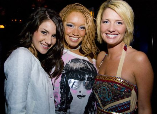 Sarah Ralston, Brianna Taylor, Kimberly Alexander at MTV's Real World XX: Hollywood Premier Party at Excalibur Night Club - April 11, 2008 - Excalibur Nightclub, Chicago, IL, USA