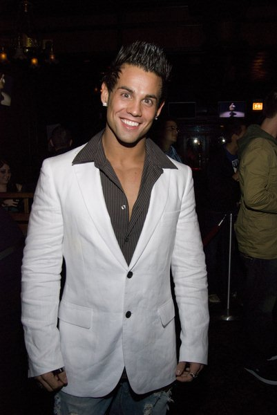 Joey Kovar at MTV's Real World XX: Hollywood Premier Party at Excalibur Night Club - April 11, 2008 - Excalibur Nightclub, Chicago, IL, USA