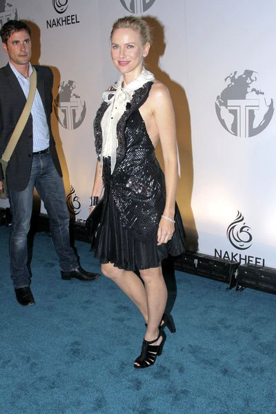 Naomi Watts at Nakheel Launches Trump International Hotel and Tower Dubai at The Park Avenue Plaza, New York City, NY, USA