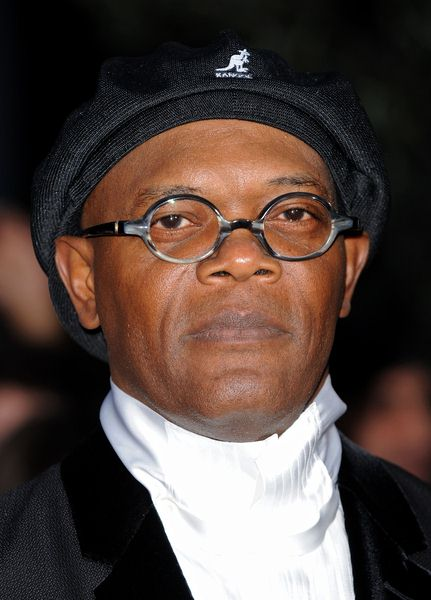 Samuel L. Jackson at National Movie Awards 2008 in Royal Festival Hall, London, England