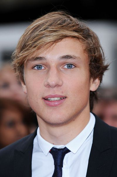 William Moseley at National Movie Awards 2008 in Royal Festival Hall, London, England
