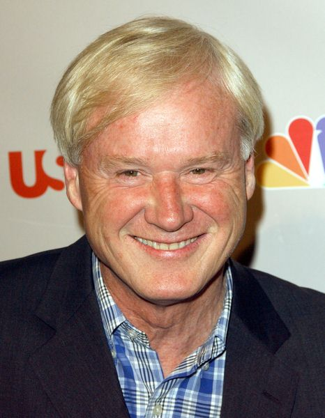 Chris Matthews at 2008 NBC/ USA/ Sci-Fi/ Bravo/ Oxygen Summer TCA Party - Arrivals at The Beverly Hilton Hotel, Beverly Hills, CA. USA