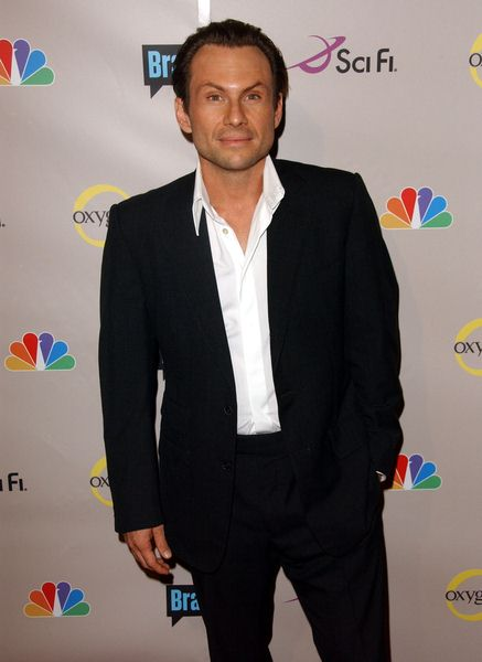 Christian Slater at 2008 NBC/ USA/ Sci-Fi/ Bravo/ Oxygen Summer TCA Party - Arrivals at The Beverly Hilton Hotel, Beverly Hills, CA. USA