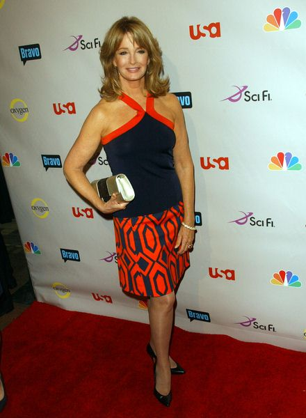 Deidra Hall at 2008 NBC/ USA/ Sci-Fi/ Bravo/ Oxygen Summer TCA Party - Arrivals at The Beverly Hilton Hotel, Beverly Hills, CA. USA