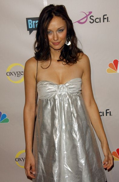 Deanna Russo at 2008 NBC/ USA/ Sci-Fi/ Bravo/ Oxygen Summer TCA Party - Arrivals at The Beverly Hilton Hotel, Beverly Hills, CA. USA
