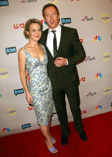 Helen McCrory, Damien Lewis at 2008 NBC/ USA/ Sci-Fi/ Bravo/ Oxygen Summer TCA Party - Arrivals at The Beverly Hilton Hotel, Beverly Hills, CA. USA