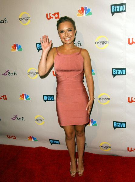 Hayden Panettiere at 2008 NBC/ USA/ Sci-Fi/ Bravo/ Oxygen Summer TCA Party - Arrivals at The Beverly Hilton Hotel, Beverly Hills, CA. USA