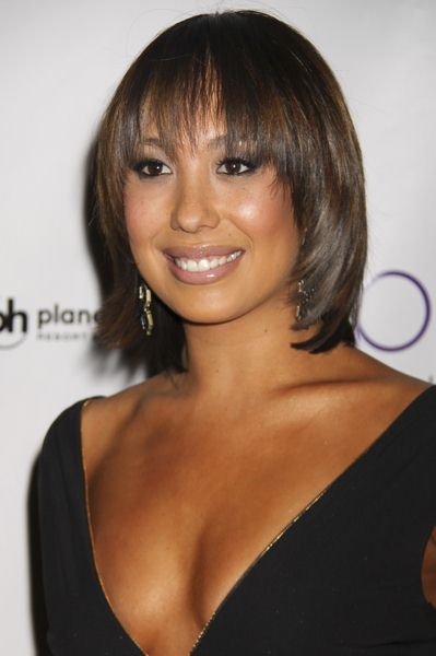 Cheryl Burke at New Year's Eve Celebration Hosted by Denise Richards and Lance Bass at Prive Nightclub at Planet Hollywood Hotel and Casino, Las Vegas, NV, USA