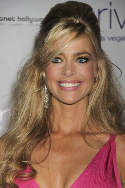 Denise Richards at New Year's Eve Celebration Hosted by Denise Richards and Lance Bass at Prive Nightclub at Planet Hollywood Hotel and Casino, Las Vegas, NV, USA