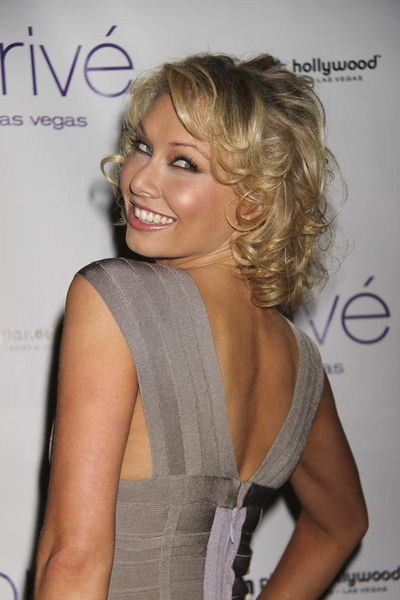Kym Johnson at New Year's Eve Celebration Hosted by Denise Richards and Lance Bass at Prive Nightclub at Planet Hollywood Hotel and Casino, Las Vegas, NV, USA