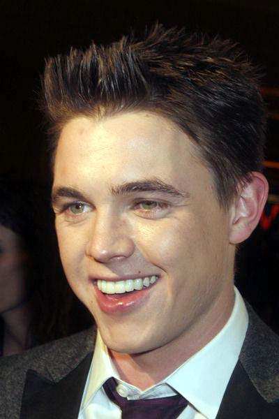 Jesse McCartney at New Year's Eve Celebration Hosted by Fergie and Carmen Electra at  Lavo Nightclub at the Palazzo Hotel and Casino, Las Vegas, NV, USA