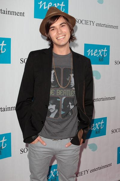 Tyler Blackburn at 'Next of Kin' Los Angeles Premiere - Arrivals at Fine Arts Theatre in Beverly Hills, CA, USA