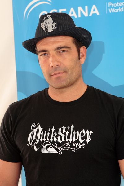 Carlos Del Olmo at Oceana's Celebrity Free Surf - Bringing Awareness to the Oceans and Oceana - Surf Rider Beach, Malibu, CA, USA