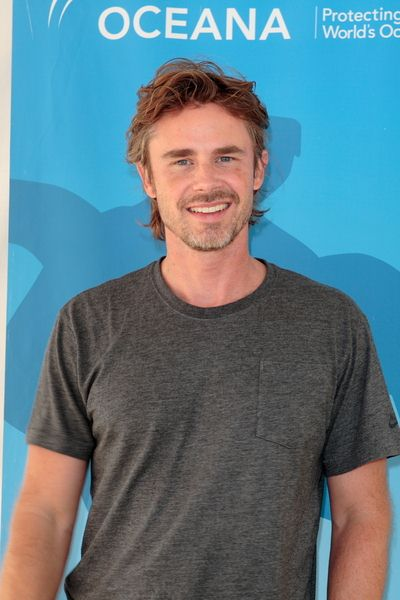 Sam Trammell at Oceana's Celebrity Free Surf - Bringing Awareness to the Oceans and Oceana - Surf Rider Beach, Malibu, CA, USA