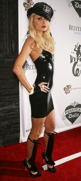 Paris Hilton at Official Opening Night of 'The Pussycat Dolls Lounge' at The Viper Room, West Hollywood, CA USA