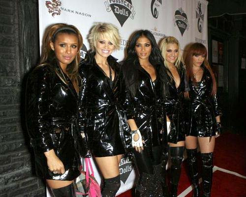 Pussycat Dolls at Official Opening Night of 'The Pussycat Dolls Lounge' at The Viper Room, West Hollywood, CA USA
