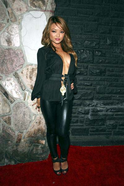 Tila Tequila at Official Opening Night of 'The Pussycat Dolls Lounge' at The Viper Room, West Hollywood, CA USA