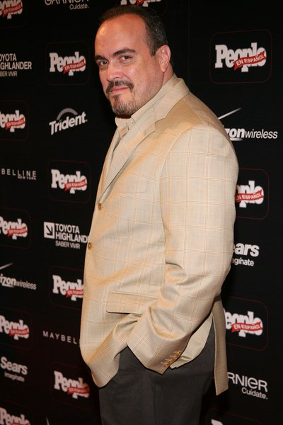David Zayas at People en Espanol Celebrates 12th Annual 50 Most Beautiful Issue at Mansion New York, New York City, NY, USA