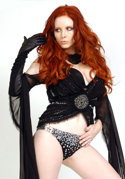 Phoebe Price at Photo Shoot with Model/ Actress Phoebe Price at Private Location, Los Angeles, CA. USA